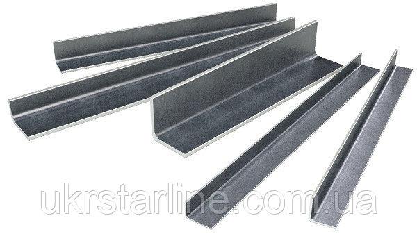 Купить Уголок стальной гнутый, 20х1,5 мм