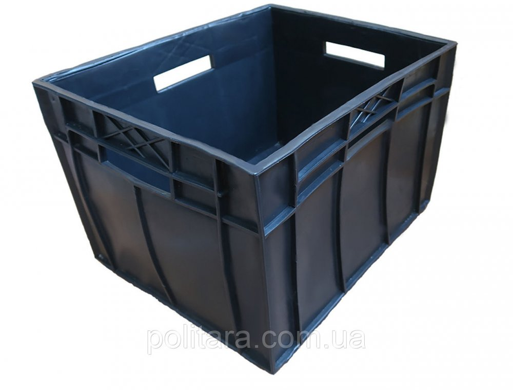 Купить Ящик складской сплошной 433x347x283