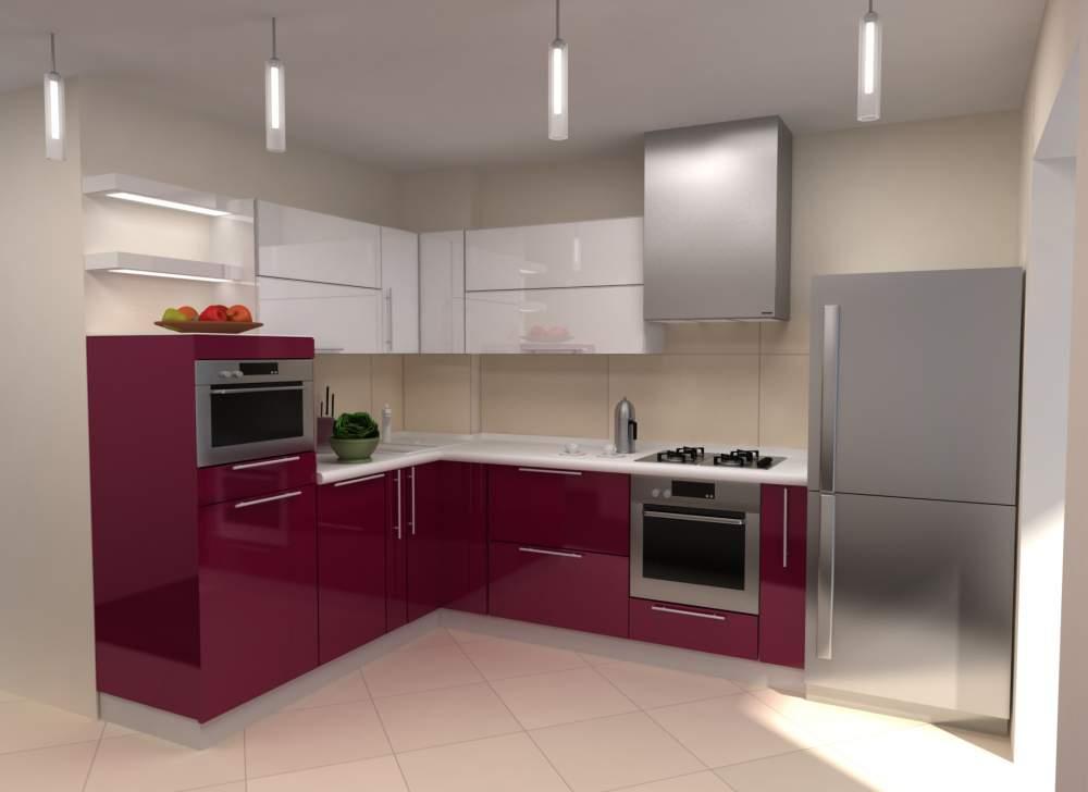 Кухню модерн