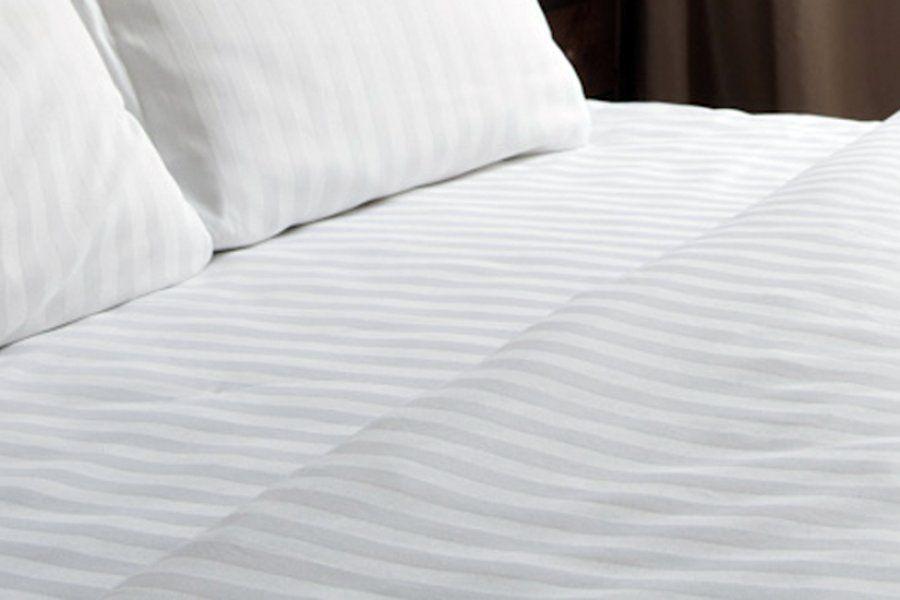 Купить Комплект двуспального евро сатинового постельного белья ТМ UG