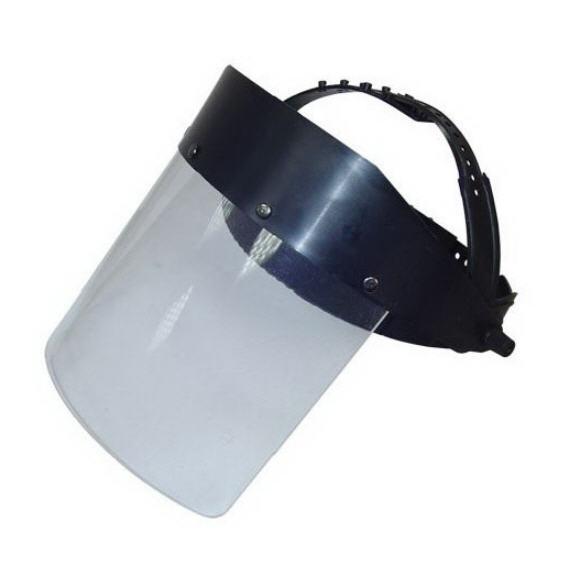 Защитная прозрачная маска для лица