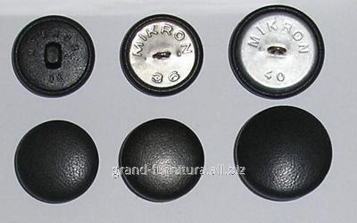 Пуговицы и кнопки обтяжные. Пуговицы обтяжные