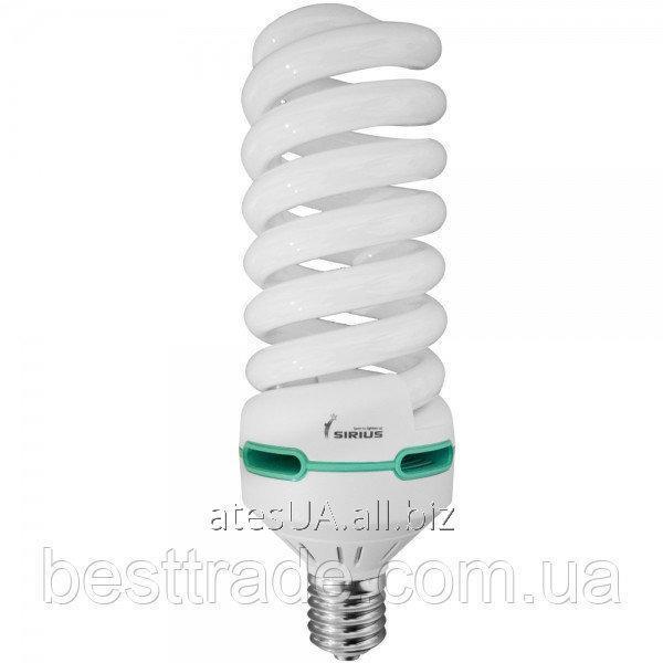 Купить Sirius люмінісцентна Б-лампа КЛЛ 105 Вт Е40