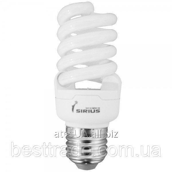 Купить Sirius люмінісцентна Б-лампа КЛЛ 13 Вт Е27