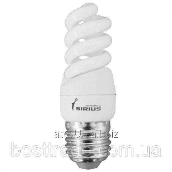 Купить Sirius люмінісцентна Б-лампа КЛЛ 9 Вт Е27