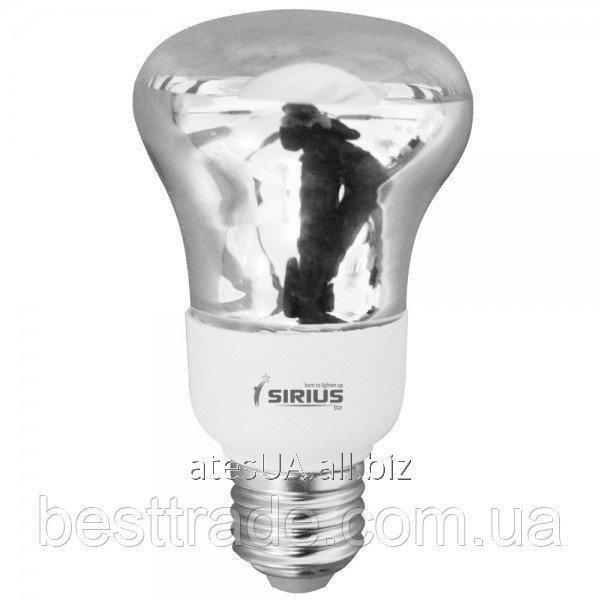 Купить Sirius люмінісцентна Б-лампа КЛЛ 11 Вт Е27