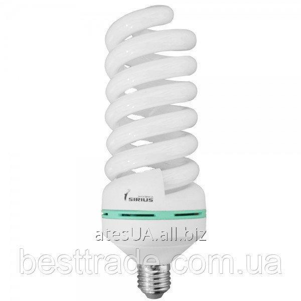 Купить Sirius люмінісцентна Б-лампа КЛЛ 65 Вт Е27