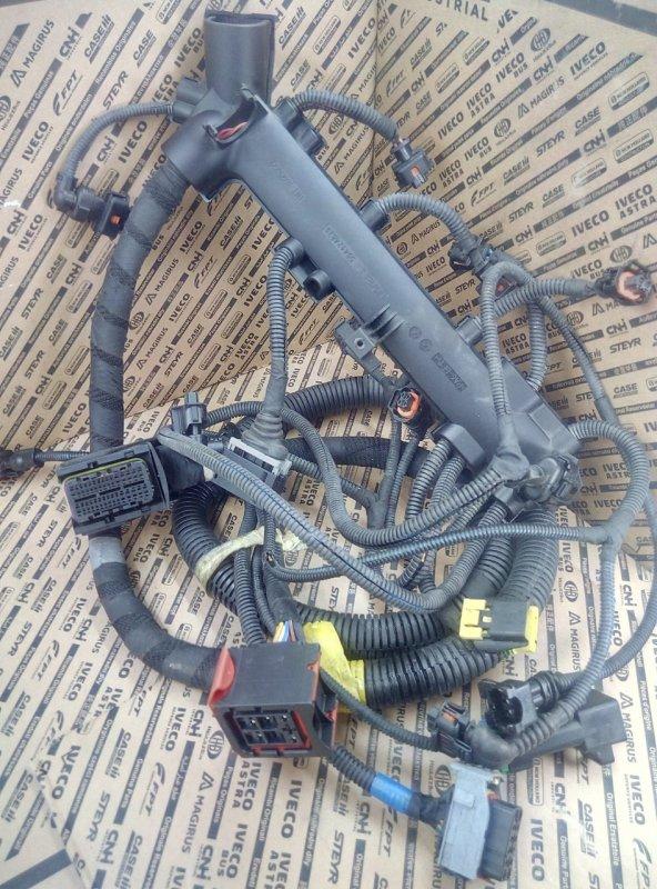 Купить Комплект проводов к двигателю на IVECO DAILY 3.0 HPI
