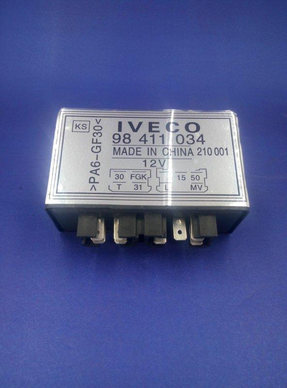 Купить Реле свечей накала на IVECO DAILY E-1 E-2 с1990-2000г.в.