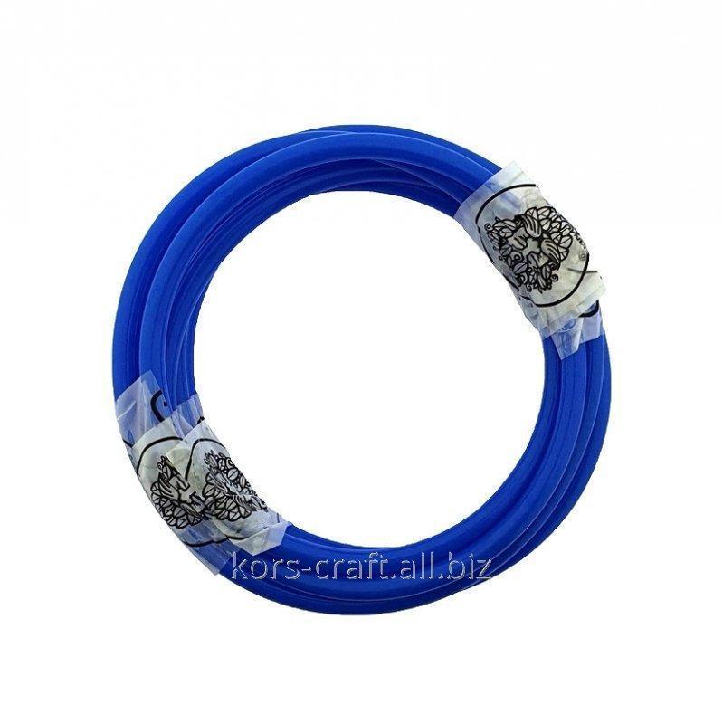 Купить Шланг полиуретановый синий 12х8 мм.