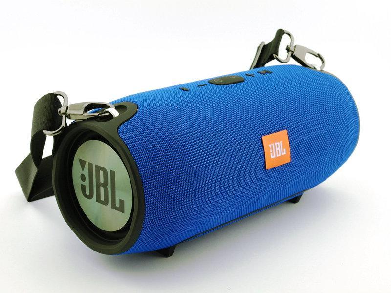 Влагозащищенная JBL Xtreme 40W портативная Bluetooth колонка BIG Синий