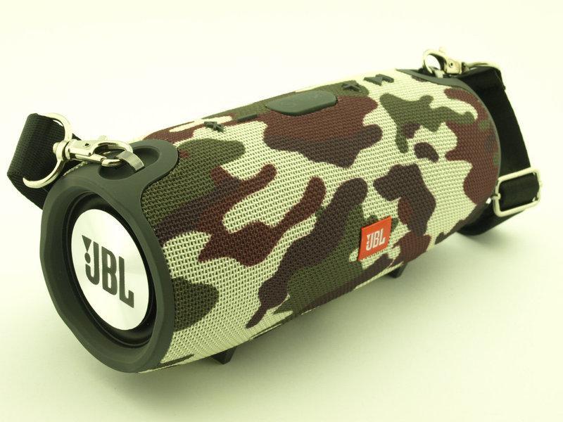 Влагозащищенная JBL Xtreme 40W портативная Bluetooth колонка Камуфляж