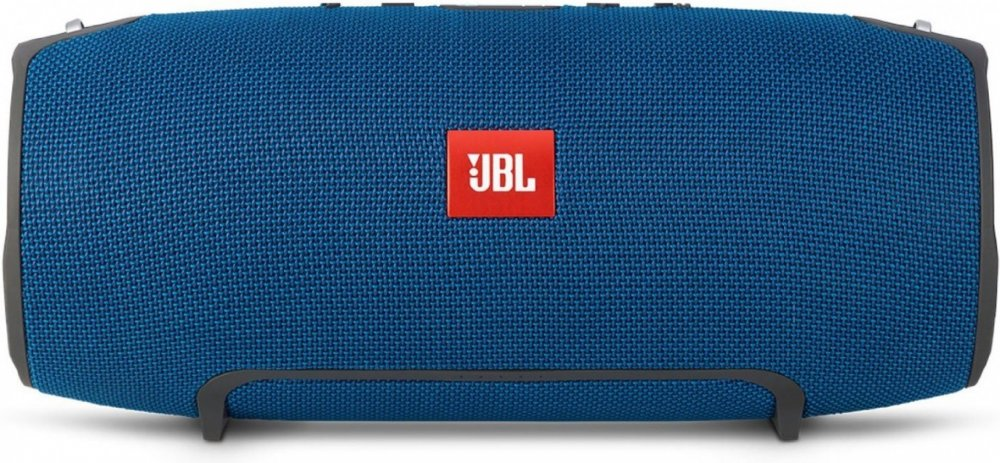 Влагозащищенная JBL Xtreme 40W портативная Bluetooth колонка Синий