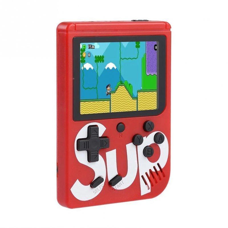 Ретро игровая приставка (Игровая консоль) Game Box sup 400 игр в 1 + джойстик