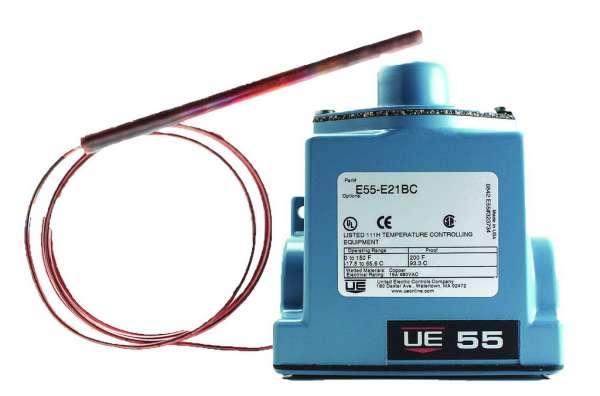 Buy Temperature relay Series 55