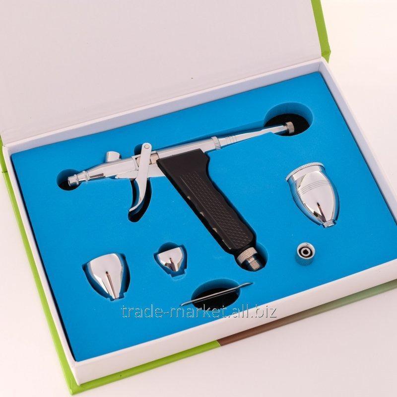 Купить Аэрограф для визажа и дизайна ногтей (компрессор в набор не входит)