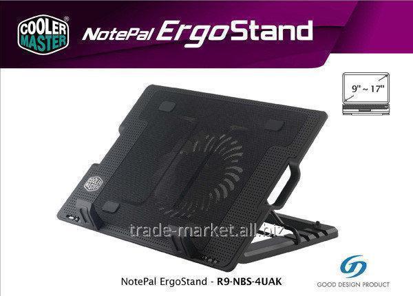 Купить Подставка для ноутбука кулер ErgoStand