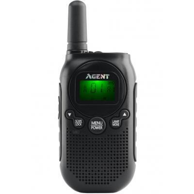 Купить Портативная рация Agent AR-T6 Black PMR446 (AR-T6 Black)