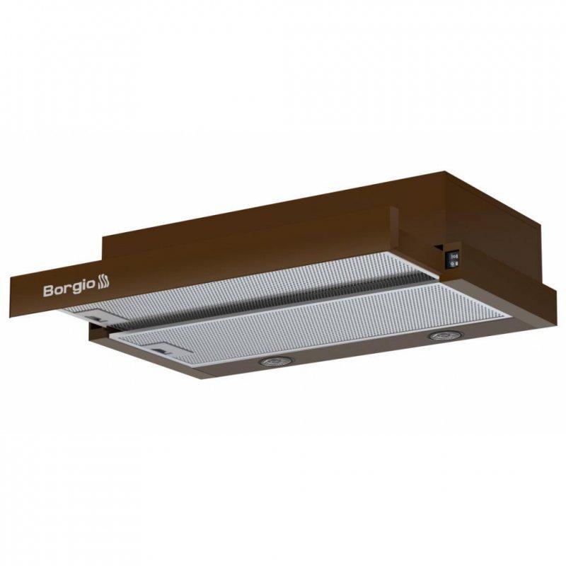 Купить Вытяжка кухонная Borgio BLT 60 Brown (1609962)