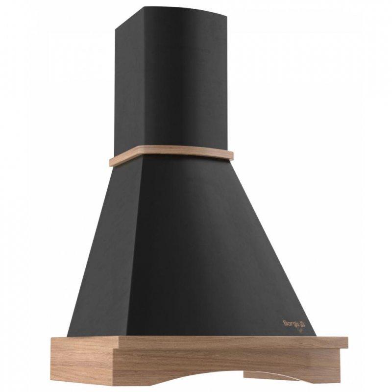 Купить Вытяжка кухонная Borgio BR 60 Black (1609970)