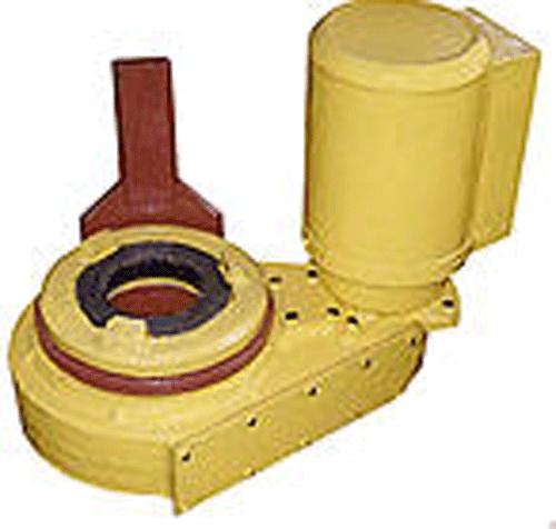 Купить Труборазвороты РТ 1200 - применяется при бурении геологоразведочных скважин на твердые полезные ископаемые буровыми установками и станками 4-7 классов, а также буровыми станками типа ЗИФ-650М и ЗИФ-1200МР