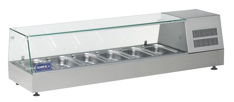 Купить Вітрина холодильна КИЙ-В ВХН-6-1425