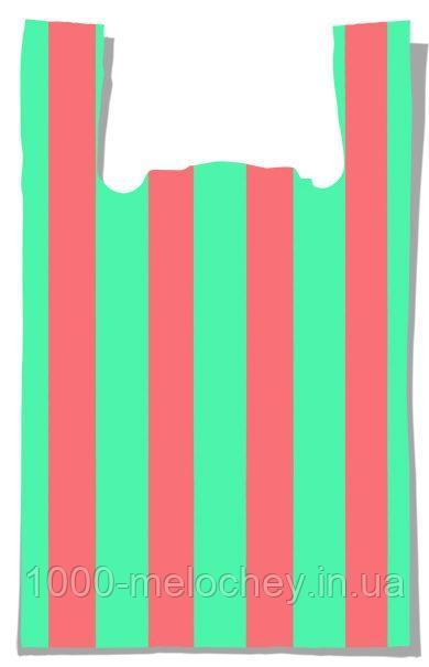 "Пакет-майка ""Полоса №1"" Comserv (30×50) 250 шт"