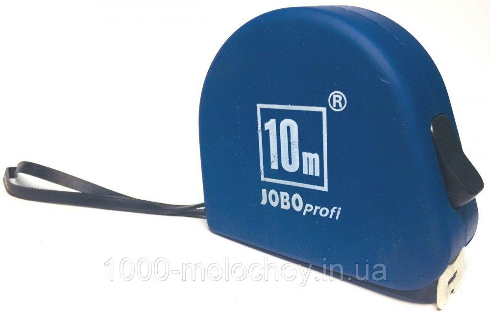 Рулетка измерительная с фиксатором JOBO profi 10m * 25mm