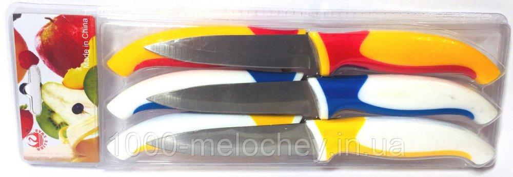 Нож кухонный универсальный 6 штук в упаковке, White Swan (200mm)