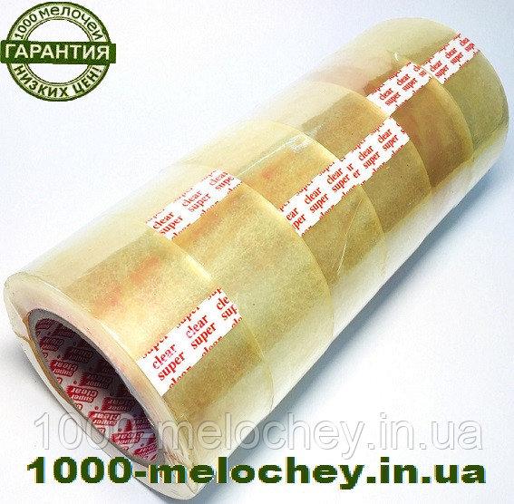 Скотч упаковочный 700 (45 мкм * 45 мм) прозрачный