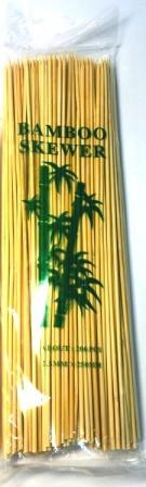 Бамбуковые палочки 250mm (200шт/уп), бамбуковые палочки для шашлыка