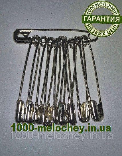 Булавки каленые Россия комплект 10 шт (38 мм)