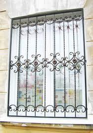Grades de janela