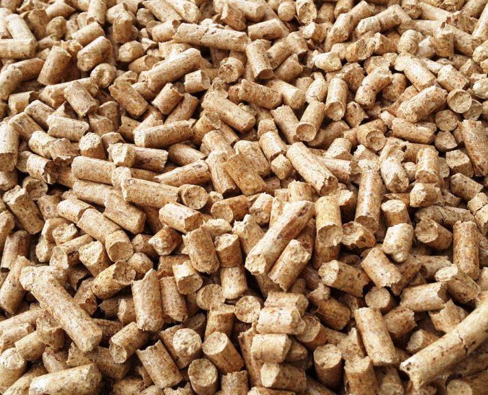 Купить Пеллеты, топливные гранулы (ясень, сосна)