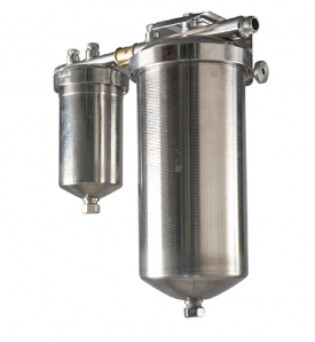 Фильтры очистки воды промышленные в Украине, Купить, Цена, Фото Фильтр очистки воды промышленный
