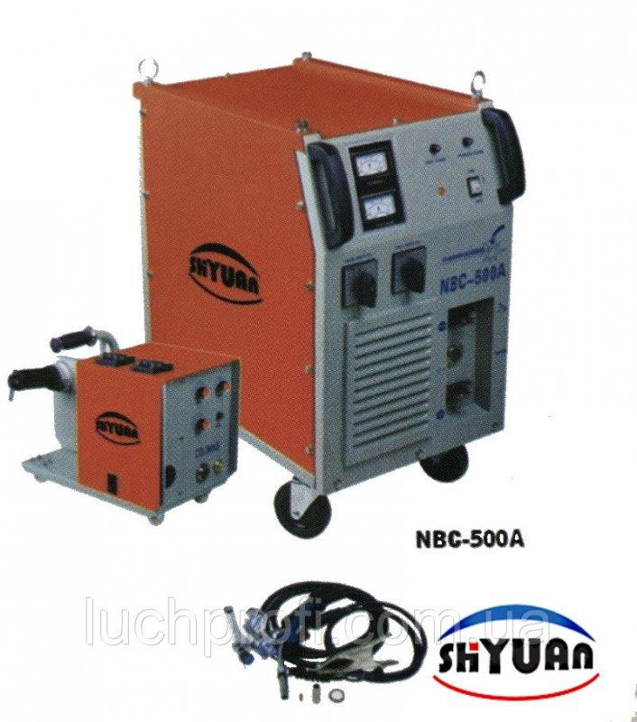 Купить Сварочный полуавтомат Shyuan NBC-500