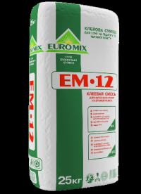 Купить Клеевая смесь для напольных плит и керамогранита ЕМ-12
