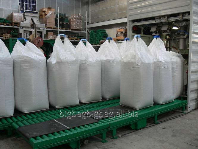 Купить Биг-бэг в Одессе, мешки для зерна (пшеница, кукуруза, соевые бобы, рис, ячмень, овес, рожь и сорго)