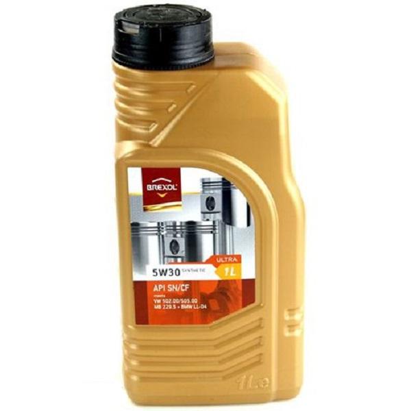 Купить Моторное масло Brexol ULTRA 5W-30 1 л (48391051003)