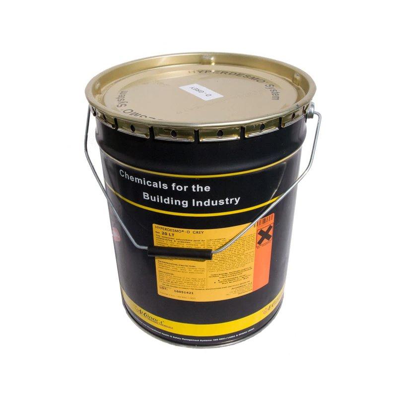 Купить Мастика гидроизоляция для дома Alchimica Гипердесмо АшАА / HYPERDESMO HAA 6 кг