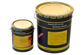 Купить Наливной пол полиуретановый Alchimica HYPERFLOOR -2KB Комплект: 15 кг и 5 кг серый