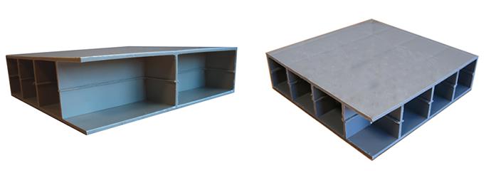 Купить Полипропиленовая конструкционная панель PANELTIM 1200х1000х20 мм 50х100 мм