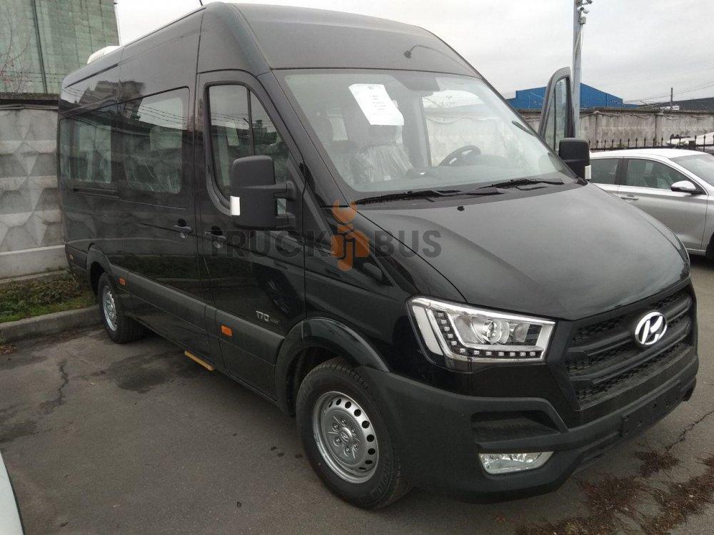 Пассажирский микроавтобус Hyundai H 350