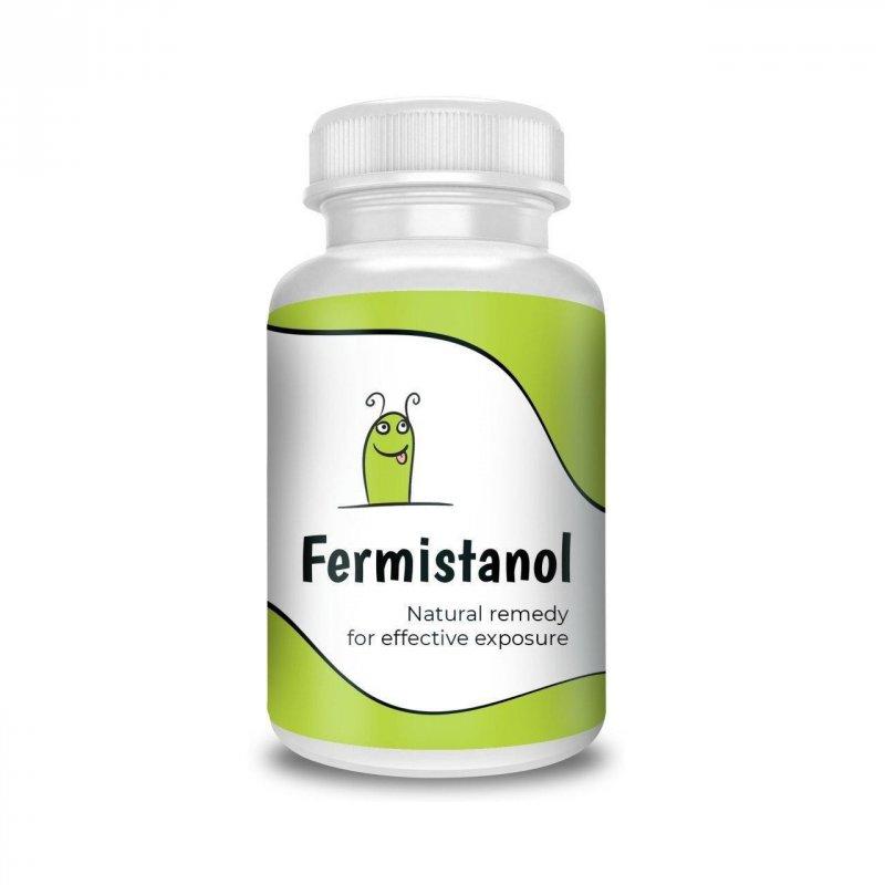 Капсулы от паразитов Fermistanol (Фермистанол)