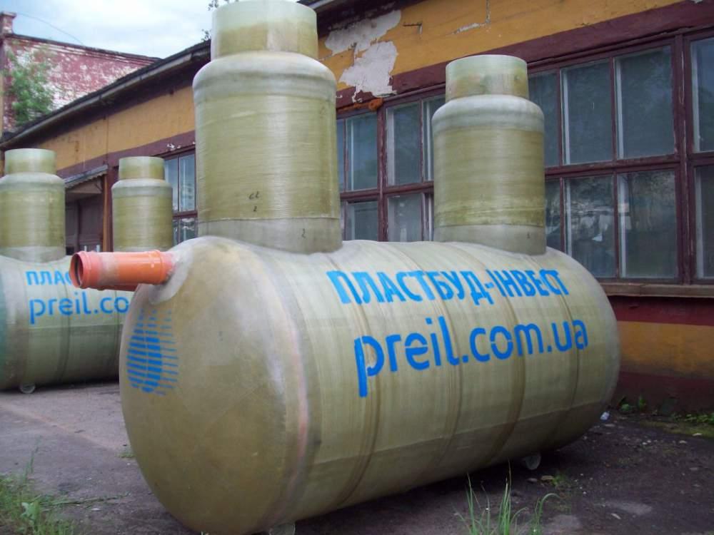 Купить Бензо-маслоотделители (нефтеловушки или сепараторы нефтепродуктов) применяются для отведения и очистки поверхностных сточных вод, загрязненных маслами, бензином, нефтепродуктами и т.п
