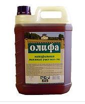 Купить Олифа натуральная