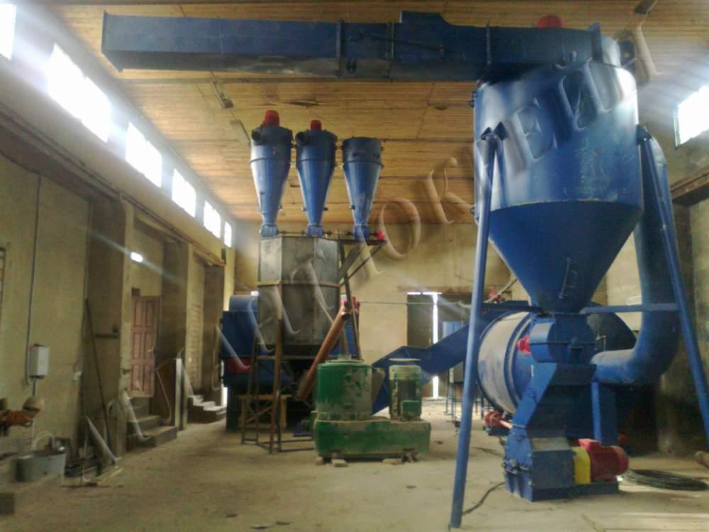 Купить Оборудование производства гранул