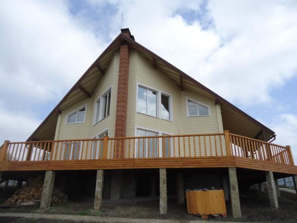 Купить Каркасные деревянные дома