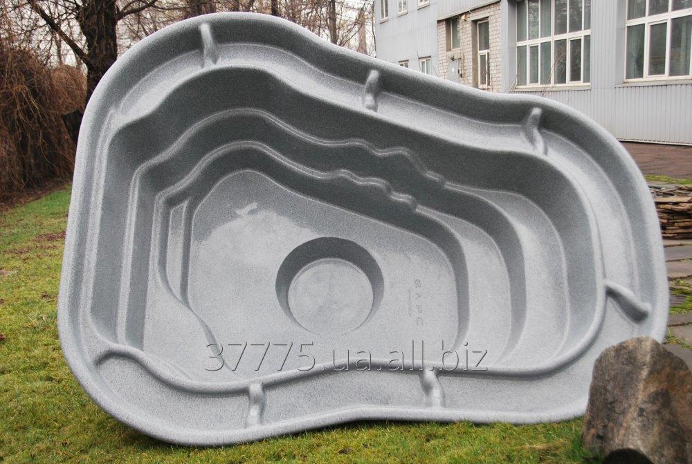 Купить Емкость для водоема 2000л (пруд пластиковый)