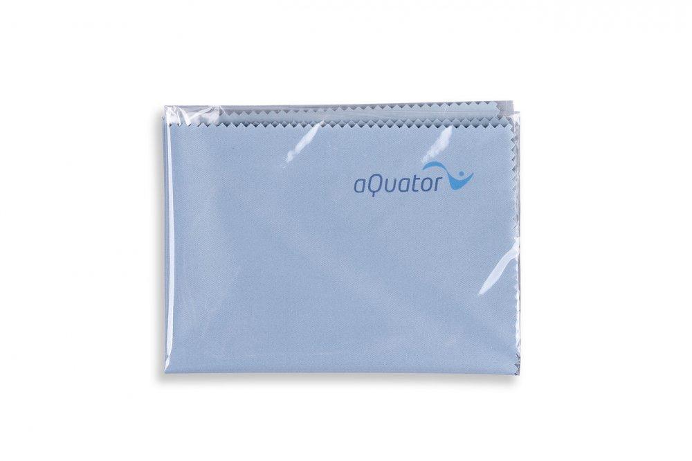Купить Специальная ткань (салфетка) для чистки светлого электрода (катода) для ионизаторов воды Aquator